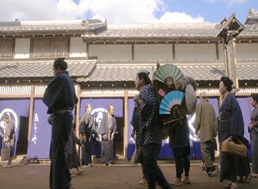 江戸時代庶民のファッションスタイル「藍染め」 - 渋沢栄一ワールド